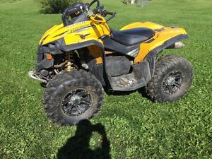 Looking for trade for Honda 420