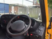 Iveco daily lwb 160 bhp 3.0td 6 speed