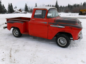 1957 chevy truck ratrod