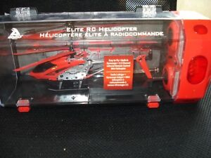 **Asid Tech Elite RC Helicopter (new)