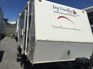 2005 JAYCO JAY FEATHER 165 VERY CLEAN $6,750