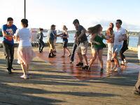 Learn Salsa, Bachata & Kizomba on the Waterfront!