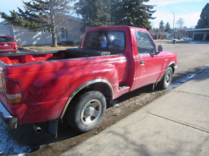 1997 Ford Ranger Splash