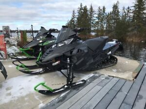 2016 Arctic Cat ZR 9000 LTD Sno Pro 137' 300HP TURBO