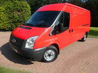 2012 Ford Transit T300 2.2TDCi 125PS LWB LOW ROOF WITH AIR/CON