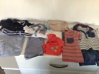 Boys 6-9 month summer bundle