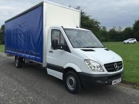 Mercedes Sprinter 313 3.5T **EXTRA LONG**20FT (6M) Curtain Side *NEW BODY*