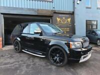 Land Rover Range Rover Sport 2.7TD V6 auto 2012 AUTOBIOGRAPHY/HST EDITION