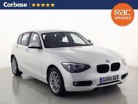 2014 BMW 1 SERIES 120d BluePerformance SE 5dr