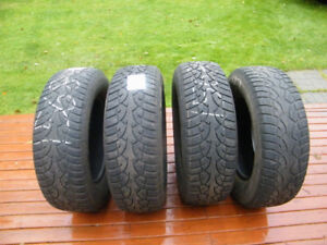 4 x Winter tires for sale