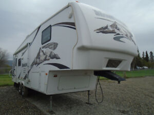 2006 MONTANA 29-5 RLS 5TH WHEEL, WINTER UNIT PRICED TO GO!!!!
