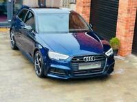 Audi S3 Black Edition Over 10 k options