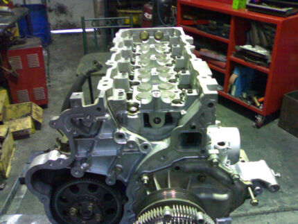 NISSAN PATROL ZD30 Diesel Engine Full Recon your own engine