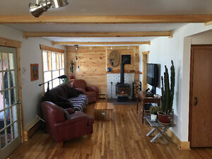 Fully Furnished Urban Cottage near Downtown Dartmouth