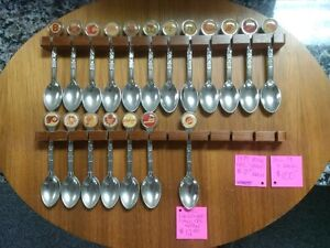 1979 Prism NHL Collector Spoons
