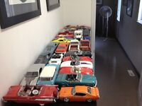 Die cast model collection
