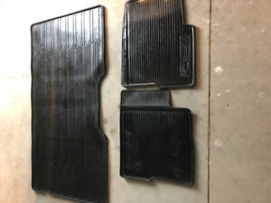 All weather mats fits 2009-2015 ford F150