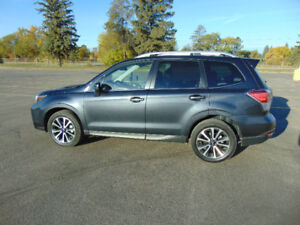 2017 Subaru Forester 2.0XT with Tech Package - Lease Takeover