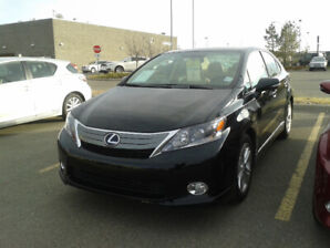 2010 Lexus HS250 hybrid on sale
