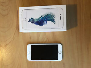 iPhone 6s (Bell) & charger - $200 firm