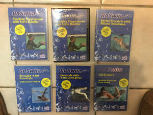 Swimming DVDs