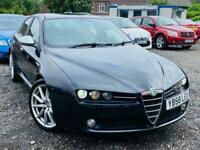 2009 Alfa Romeo 159 1.9 JTDM 16v TI 4dr Saloon Diesel Manual