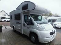 Elddis Autoquest 130 four berth motorhome for sale