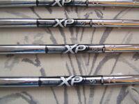 True temper xp 95 R300 shaft set 4-GW