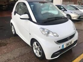 2014 (14) SMART FORTWO COUPE 1.0 EDITION 21 MHD 2DR AUTOMATIC