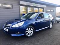 2011 61 Subaru Legacy 2.0D Sports Tourer S Estate *Full Service History*