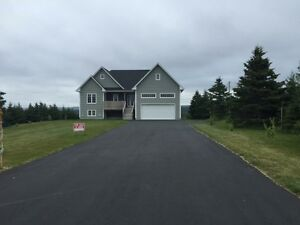 Ocean View Home for sale in Chapel's Cove! MUST SEE