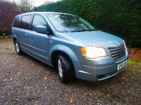 Chrysler Grand Voyager Like a new, 2010 Stow&go