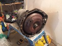 Mercedes w211 e320 gearbox spares or repares