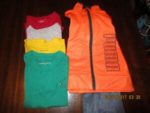Vêtements à vendre pour garcons (2 ans)