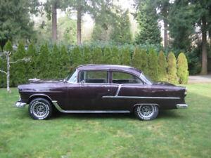 1955 Chevrolet 210 Post