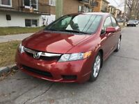 2009 Honda Civic Automatic 1.8L