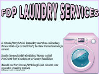 FDP Laundry Services - Free Pick-Up & Delivery - Basic Clothing