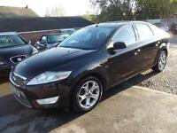 Ford Mondeo 2.0TDCi 140 Titanium 5 DOOR HATCH WITH SERVICE HISTORY AND SAT NAV