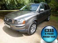 2010 Volvo XC90 2.4D D5 Active AWD 7 Seats 5dr Estate Diesel