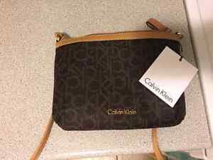 Calvin Klein purse new with tags