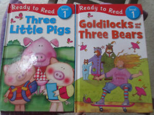 Ready to Read - 3 Little Pigs /Goldilocks & 3 Bears