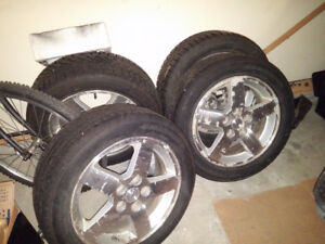 Rims for Chevy cobalt