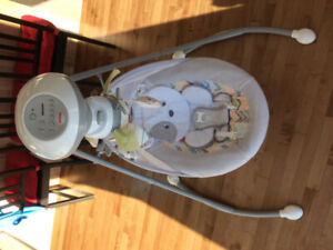 Baby Swing New Condition