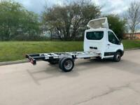 FORD TRANSIT LWB MK8 CAB & CHASSIS 2015REG FOR SALE