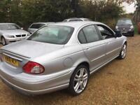2006 Jaguar X-TYPE 2.0D Sport DIESEL MANUAL