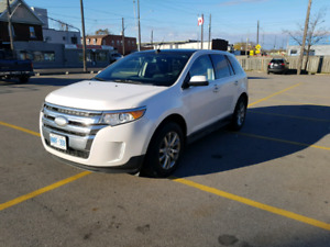 2012 FORD EDGE LIMITED,73,000 KMS