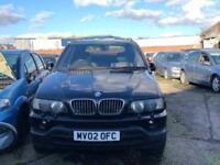 2002 BMW X5 4.4 i Sport 5dr