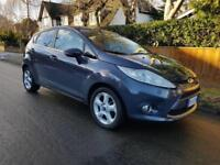 2011 Ford Fiesta 1.6 Diesel LHD Left Hand Drive 5dr