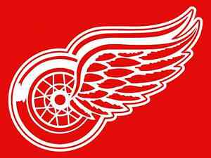 2 TICKETS FOR DETROIT RED WINGS VS FLORIDA PANTHERS TONIGHT Windsor Region Ontario image 1