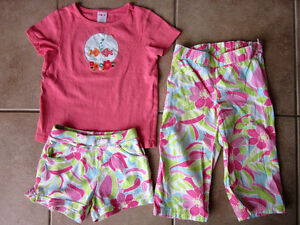 Gymboree Size 4-5 'Palm Springs' Line Outfit